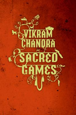 Sacred Games: A Novel Cover Image