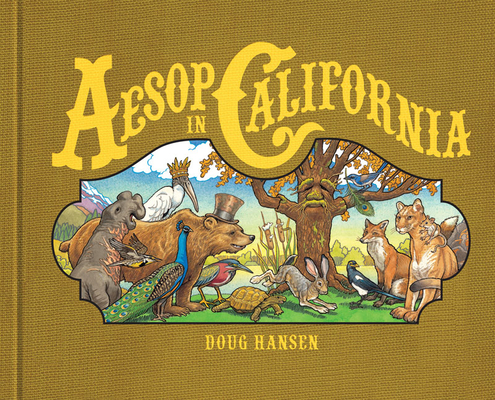 Aesop in California Cover