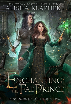 Enchanting the Fae Prince Cover Image