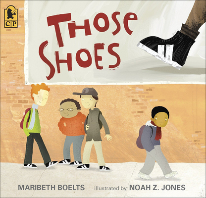 Those Shoes Cover Image