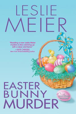 Easter Bunny Murder Cover