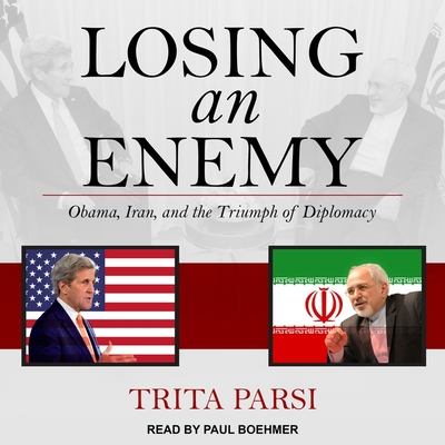 Cover for Losing an Enemy