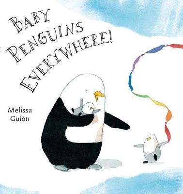 Baby Penguins Everywhere! Cover