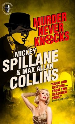 Mike Hammer - Murder Never Knocks Cover Image