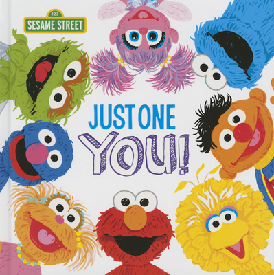 Just One You! (Sesame Street Scribbles) Cover Image
