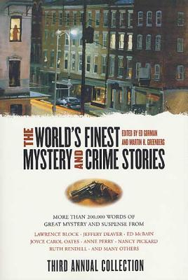 The World's Finest Mystery and Crime Stories Cover