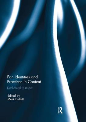 Cover for Fan Identities and Practices in Context