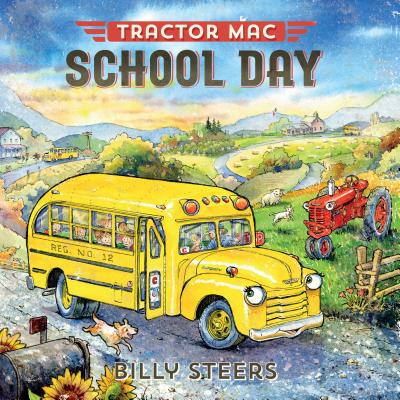 Cover for Tractor Mac School Day