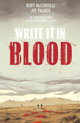 Cover for Write It in Blood