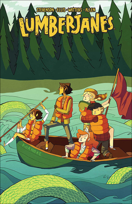 Cover for Terrible Plan (Lumberjanes #3)