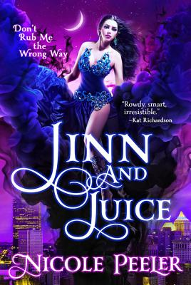 Jinn and Juice Cover
