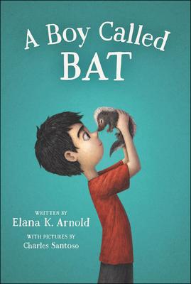 Boy Called Bat Cover Image