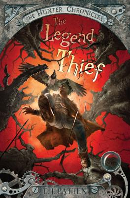 The Legend Thief (The Hunter Chronicles #2) Cover Image