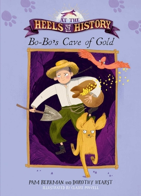 Cover for Bo-Bo's Cave of Gold (At the Heels of History)