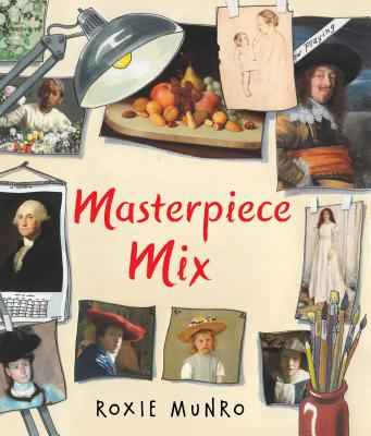 Cover for Masterpiece Mix