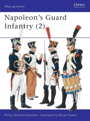 Napoleon's Guard Infantry (2) Cover Image