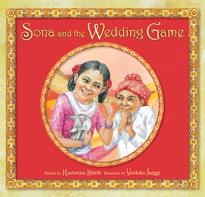 Sona and the Wedding Game Cover