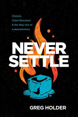 Cover for Never Settle
