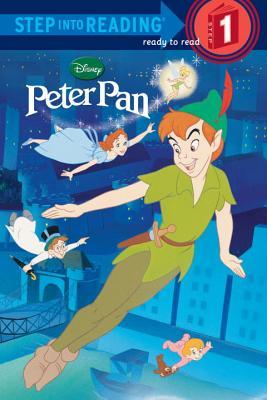 Peter Pan Step Into Reading (Disney Peter Pan) Cover