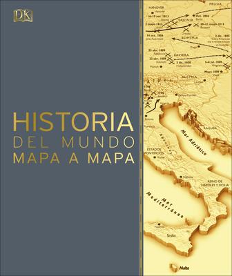 Historia del mundo mapa a mapa Cover Image