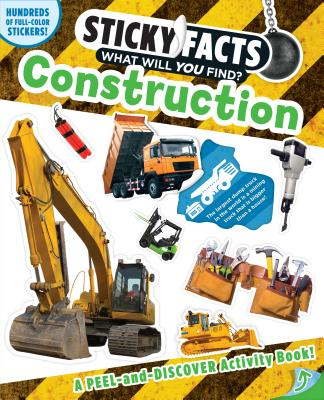 Sticky Facts: Construction Cover Image