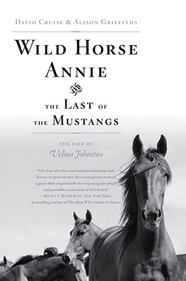 Wild Horse Annie and the Last of the Mustangs Cover