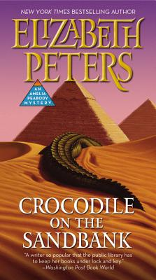 Crocodile on the Sandbank (Amelia Peabody #1) Cover Image