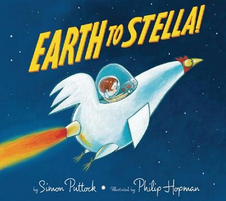 Earth to Stella! Cover