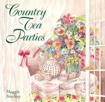 Country Tea Parties Cover