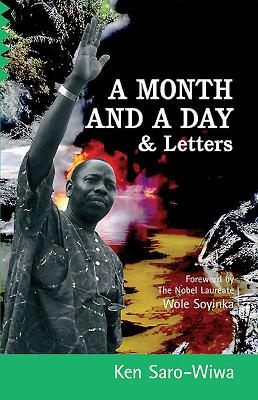 A Month and a Day & Letters Cover Image