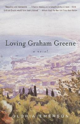 Loving Graham Greene Cover Image