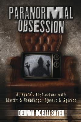 Cover for Paranormal Obsession