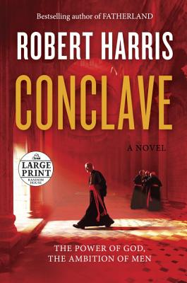 Conclave: A novel Cover Image
