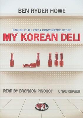 My Korean Deli Cover