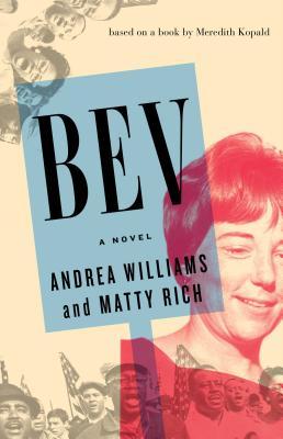 BEV: A Novel Cover Image