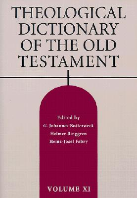 Theological Dictionary of the Old Testament Cover Image