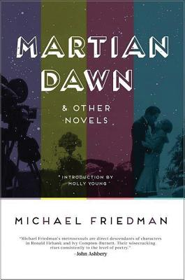 Martian Dawn and Other Novels Cover