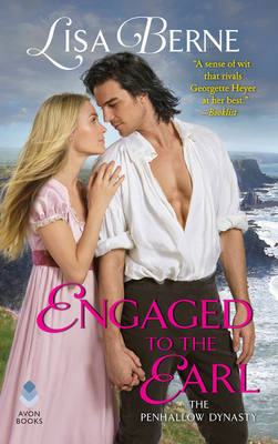Engaged to the Earl: The Penhallow Dynasty Cover Image