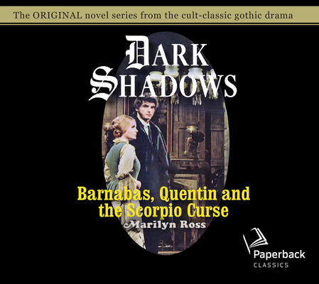 Barnabas, Quentin and the Scorpio Curse (Dark Shadows #23) Cover Image