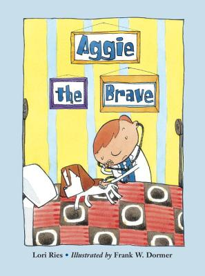 Aggie the Brave Cover
