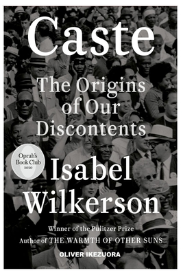 Caste The Origin Of Our Discontents Cover Image