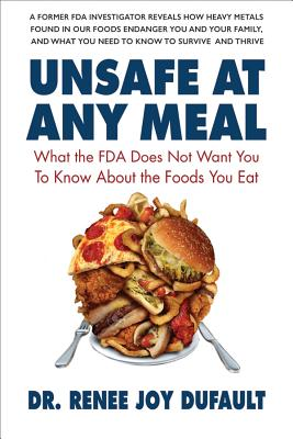 Cover for Unsafe at Any Meal