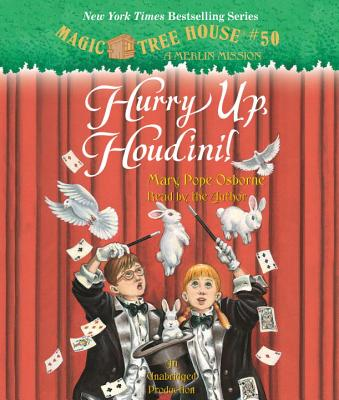Hurry Up, Houdini! Cover