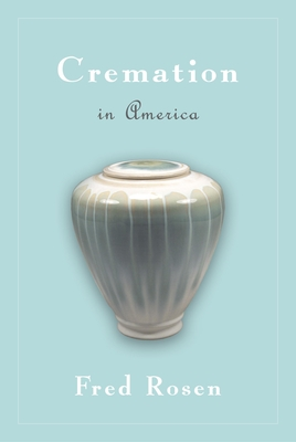 Cremation in America Cover