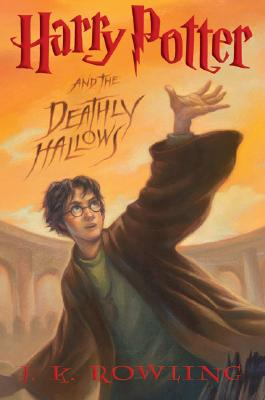 Harry Potter and the Deathly Hallows - Library Edition Cover Image