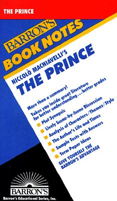 Prince (Barron's Book Notes) Cover Image
