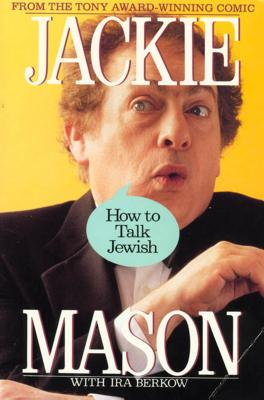 How to Talk Jewish Cover Image