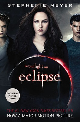 Eclipse (The Twilight Saga #3) Cover Image