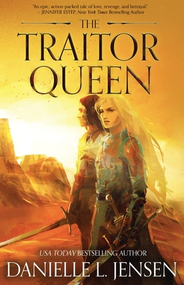 The Traitor Queen First Edition Cover Image
