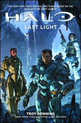 Halo: Last Light Cover Image
